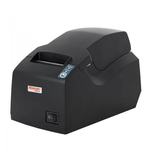 Принтер чеков MPRINT G58 RS232-USB Black