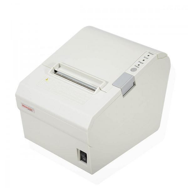 Принтер чеков MPRINT G80 RS232-USB, Ethernet White