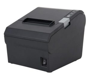 Принтер чеков MPRINT G80 Wi-Fi, RS232-USB, Ethernet Black