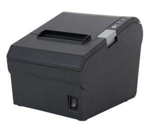 Принтер чеков MPRINT G80 Wi-Fi, USB Black