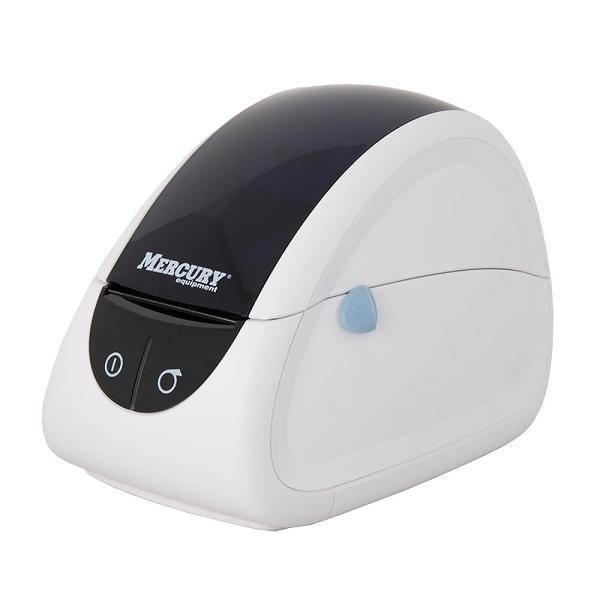 Принтер чеков и этикеток MPRINT LP58 EVA RS232-USB White