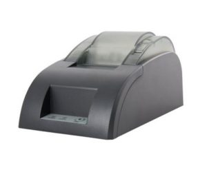 Принтер чеков MPRINT R58 USB Black