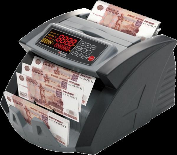 Счетчик банкнот Cassida 5550 UV MG