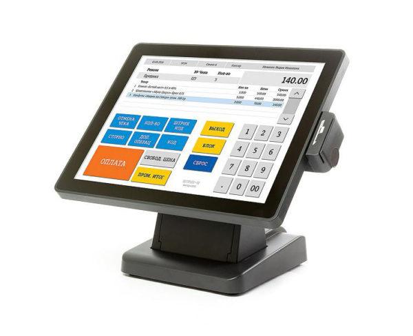 Сенсорный монитор кассира eva 150