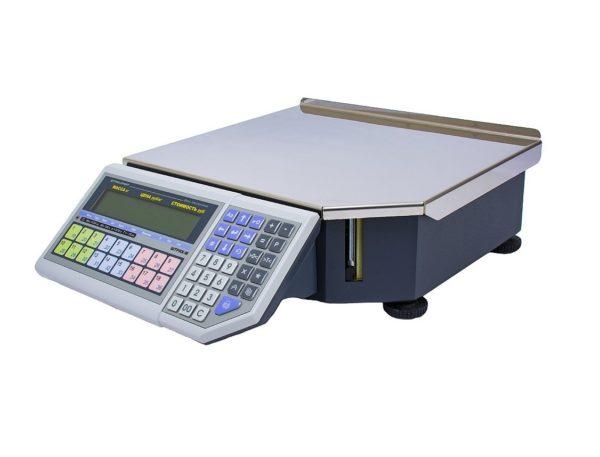 Весы с печатью этикеток ШТРИХ-ПРИНТ Ф1
