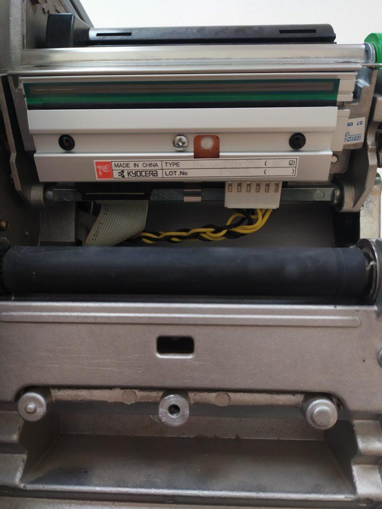 Притер этикеток DATAMAX-I-4208 новая термоголовка
