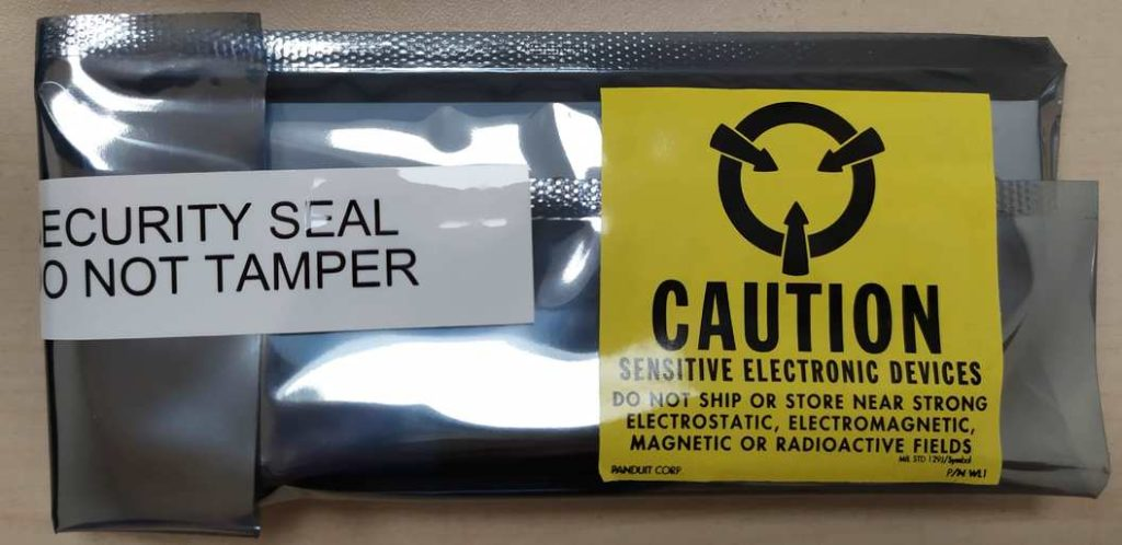 Притер этикеток DATAMAX-I-4208 оригинальная термоголовка в антистатическом пакете
