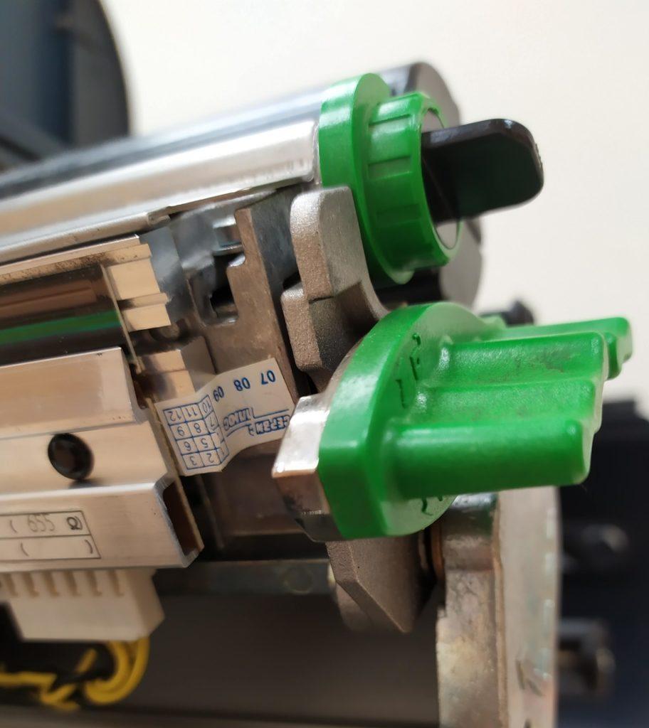 Притер этикеток DATAMAX-I-4208 целостность пломбы дистрибьютора
